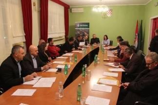 Vijeće Grada Pleternice dnevni red od šest točaka jednoglasno usvojilo
