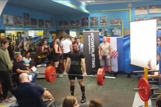 Požežanin Danijel Parac osvojio prvo mjesto na državnom natjecanju u Zagrebu