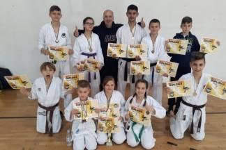 Posljednje natjecanje ove sezone za Karate do klub Požega