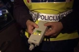U Završju vozač odbio alkotestiranje u Pleternici napuhao 1,62 promila