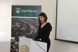 Svečana sjednica Gradskog vijeća Grada Pleternice 06.12.2016.