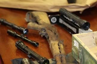 U pretresima pronađena veća količina raznog oružja i streljiva