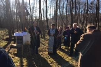 Komemoracija i polaganje vijenaca kod spomen ploče u Jeminovcu