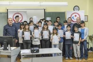 95 hrvatskih učenika dobilo diplome Web detektiva