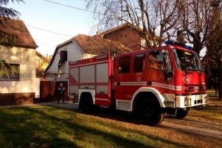 Zapalio se dimnjak na obiteljskoj kući u Požegi
