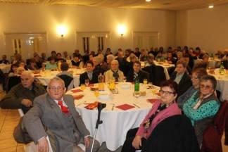 Tradicionalni susret umirovljenika u restoranu ¨Sara Babin Vir¨