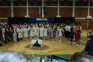 KUD ¨Berda¨ folklorom i pjesmom tradicijski obilježio božićne blagdane