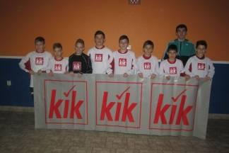 KiK Textilien donirao vrijedni poklon NK Tim Osvježenju iz Kuzmice