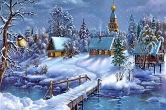 Sretan Božić želi vam 034 Portal
