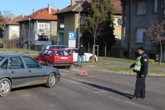 U Požegi prometna s materijalnom štetom, a u Pleternici bijeg s mjesta prometne