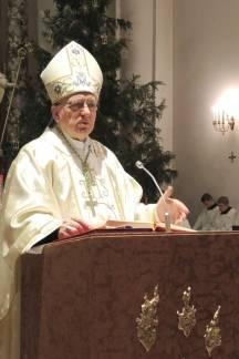 Biskupovo božićno pismo obiteljima