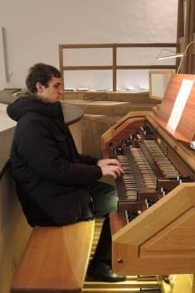 Božićni orguljaški koncert