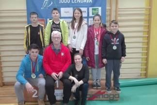 Judokan iz Slovenije došao s dvije zlatne i tri brončane medalje