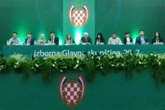 Jakopović izabran u Predsjedništvo, Ivana Ivanika u Glavni odbor a Livak u Statutarno povjerenstvo
