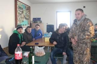 Ribiči sudjelovali u akciji ¨Svi za malu Rinu¨