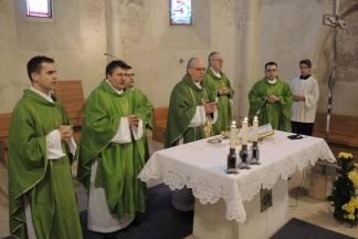 Misa za jedinstvo kršćana u crkvi sv. Lovre u Požegi