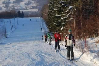 Brojni skijaši i izletnici na Omanovcu