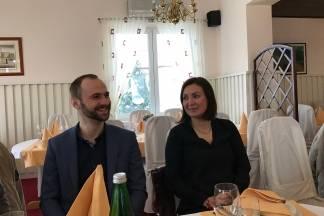 Ručak s pleterničkom gradonačelnicom Antonijom Jozić