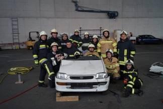 Četverodnevna obuka vatrogasnih zapovjednika u Austriji