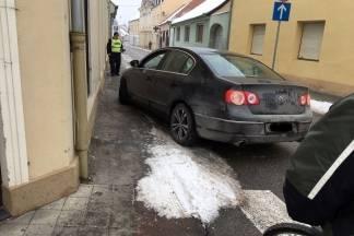 Na križanju Gupčeve i ulice Matice hrvatske prometna nesreća s materijalnom štetom