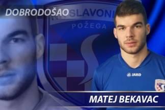 Matej Bekavac novo pojačanje NK Slavonije