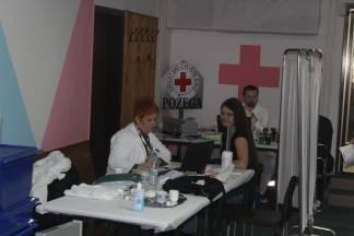 U tri dana krv darovalo 374 dobrovoljnih darovatelja