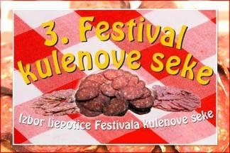 Ulaznica za najveći hrvatski Festival kulenove seke je kulenova seka