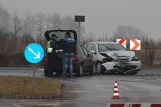 Pijani vozač skrivio nesreću pa nastavio voziti