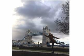 ¨U London sam išla poslovno, no našla sam vremena i za uživanje¨