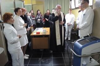 Požeška biskupija donirala OŽB Požega medicinski aparat vrijedan 150 000 kuna