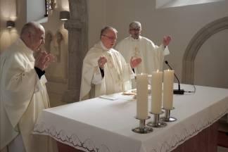 Održane duhovne vježbe za svećenike iz požeške biskupije