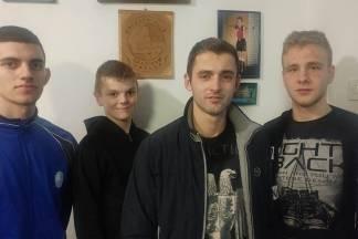 Tri pobjede požeških boksača