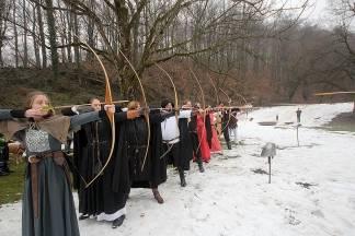 Održan Zimski streličarski turnir na Jankovcu
