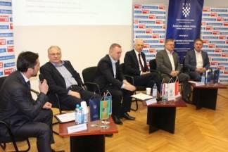 Okrugli stol ¨Uloga gradova u razvoju poduzetništva i EU fondova¨