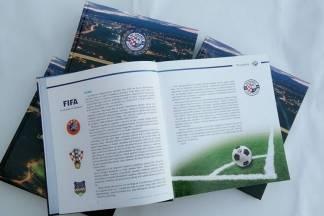 Nk Dinamo Vidovci predstavlja monografiju