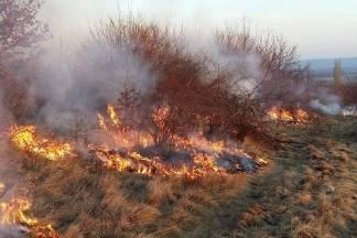 Odluka o zabrani paljenja vatre na otvorenom