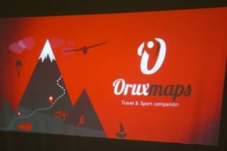 Marko Doboš predstavio mobilnu aplikaciju ¨Orux maps¨