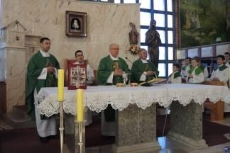 Biskup Škvorčević predvodio misno slavlje za pleterničke branitelje