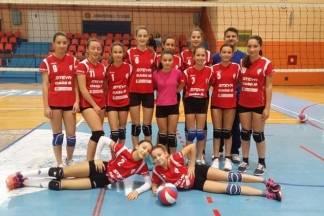 Mlađe kadetkinje ŽOK Vallis Aurea ostvarile dvije pobjede na Turniru u Novoj Gradišci