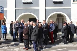 Akreditirani Diplomatski zbor u Republici Hrvatkoj u posjeti Požegi