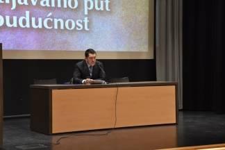 Na prvoj korizmenoj tribini gostovao dr. Ivo Lučić