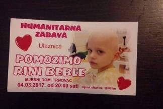 Humanitarnom zabavom u mjesnom domu Trnovac prikupljeno preko 19 tisuća kuna