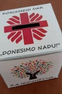 Korizmena akcija- ¨Donesimo nadu¨
