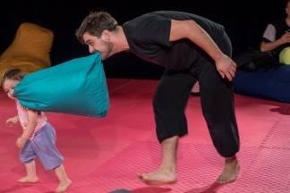 PR Ilijane Lončar organizira predstavu za najmlađe u kojoj bebe i same sudjeluju