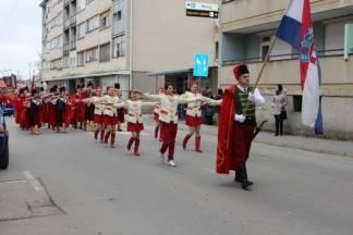 GRGUREVO 2017.; Svečani mimohod povijesnih postrojbi