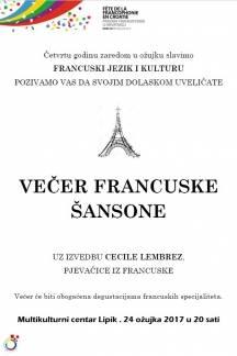 Obilježavanje mjeseca francuskog jezika u Lipiku