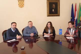 Nino Smolčić: ¨Gradska uprava i Gradska kuća su tijekom cijele godine otvorena za sve građane i to je smisao transparentnosti i rada¨