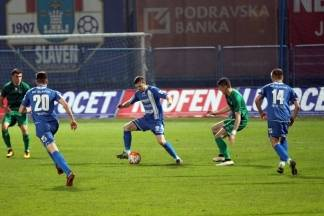 Leo Mikić zabio za veliku pobjedu Slavije u Koprivnici