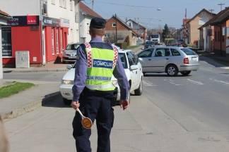 Policija jučer utvrdila 47 prometnih prekršaja od kojih se 41 prekršaj odnosio na ciljanu akciju