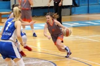 ¨Plamene¨ jučer ispisale povijest svog kluba ali i hrvatske košarke.